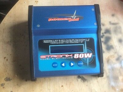 Etronix Powerpal 80w Ac/Dc Battery Charger