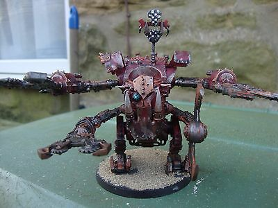 Warhammer 40K Orc Deff Dread - Pro Painted
