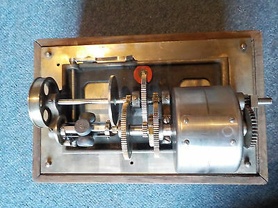 Graphophone phonographe Columbia AT / Phonograph for Parts