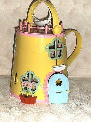 Fifi & The Flower Tots Large Opening Watering Can/ Dolls House No Spout! Parts?