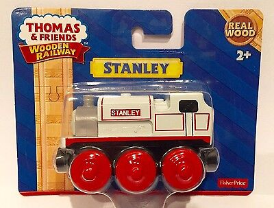 STANLEY Thomas Tank Engine Wooden Railway NEW IN BOX