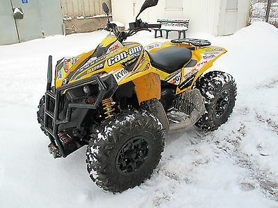 Can-Am BRP Renegade 1000cc 2012 year. Low mileage