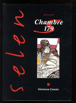 SELEN  n°2  Chambre 179   Giovanna CASOTTO   Ed. Vents d'Ouest  1998