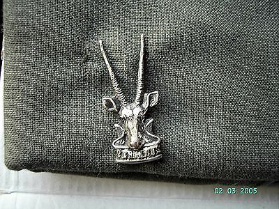 South West Africa Territorial  Force Head Quarters Side Cap & Badge