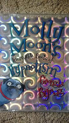 Molly Moon's Incredible Book Of Hypnotism Georgia Byng Audio Books X2 Cassettes