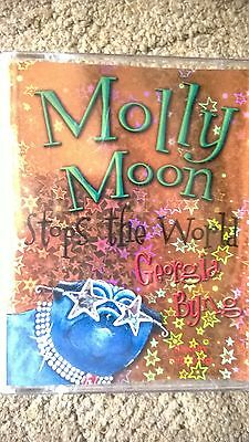 Molly Moon Stops The World By Georgia Byng Audio Books X2 Cassettes Tapes Story