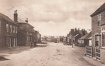 Ripley, near Woking, Surrey, old postcard, posted 1919
