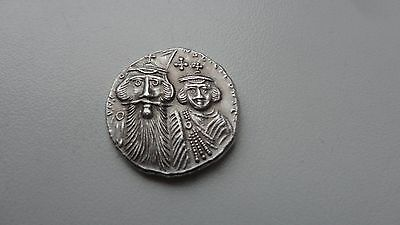 Repro Byzantine Coin Miliarense Constans Constantin IV Free Worldwide Shipping
