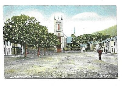 WARRENPOINT County Down Northern Ireland Early Postcard