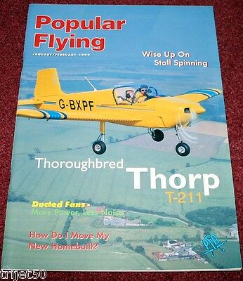 Popular Flying 1999 January-February Thorp T-211