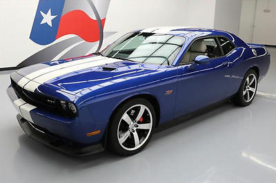 2011 Dodge Challenger SRT8 Coupe 2-Door 2011 DODGE CHALLENGER SRT8 392 INAUGURAL HEMI NAV 23K #501836 Texas Direct Auto