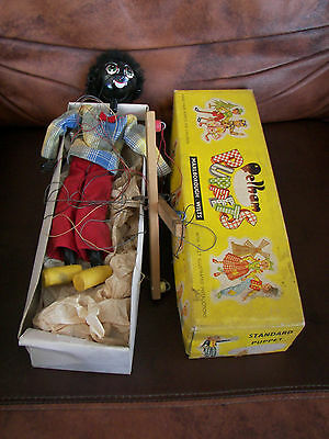 Boxed Pelham Puppet - Negro Clown