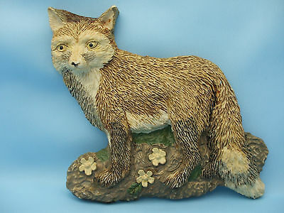Collectable Fridge Magnet 3D Fox Ornament