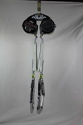 3M DL-REW-5-0241A Fall Protection Retractable Lifeline Safety Lanyard B483665