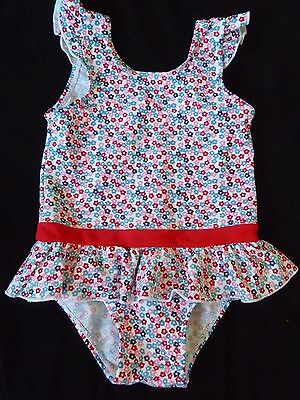 Girls Mothercare Swimsuit Age 18 - 24 months