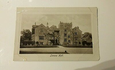 Levens Hall. Frith Series Postcard
