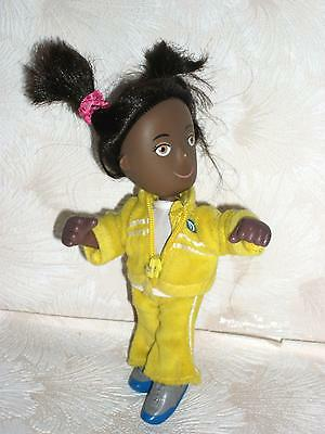 """Balamory Hard Bodied Jointed Balamory Doll 6.5"""" Dressed With Shoes"""