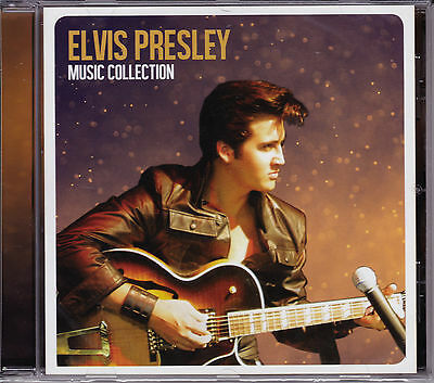 Elvis Presley Music Collection (CD)