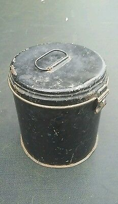 Vintage food container