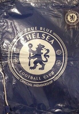 Chelsea Football Club - Champions 2014 - 2015 - Flag - 90cm x 45cm