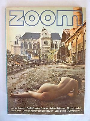 Magazine ZOOM N°20 septembre 1973