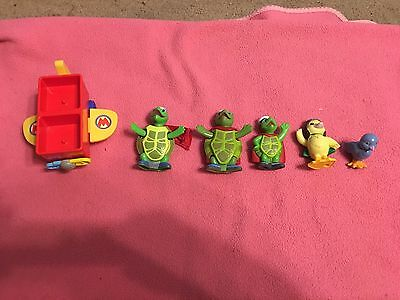 Lot Of Wonder Pets Toys Turtle Tuck Ming Ming Duckling