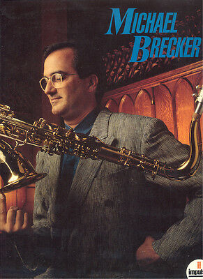 MICHAEL BRECKER Don't Try This At Home 1988 MCA IMPULSE JAZZ Germany LP