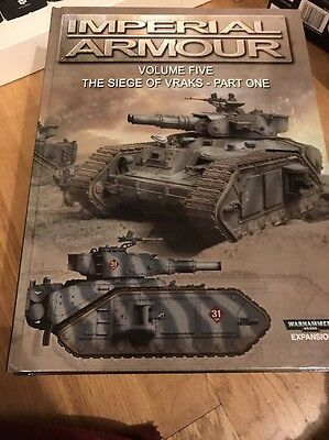 Warhammer 40,000 Forge World Imperial Armour Volume Five The Siege Of Vraks One