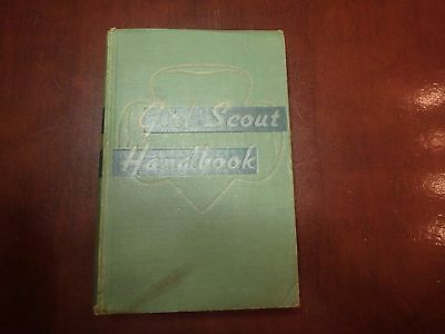 Girl Scout Handbook 1950 printing of 1947 edition