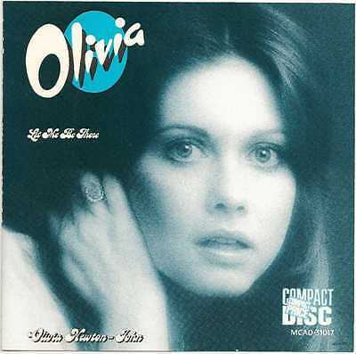 Olivia Newton John RARE Let Me Be There / If You Love Me (Let Me Know) 2 CD Lot