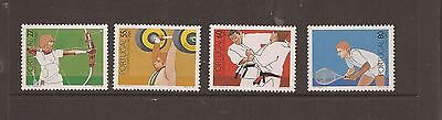 Portugal 1988 Olympics Mnh Set Of Stamps