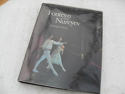 """fonteyn And Nureyev"" Pictorial Ballet Hb Book With Dust Jacket 1979."