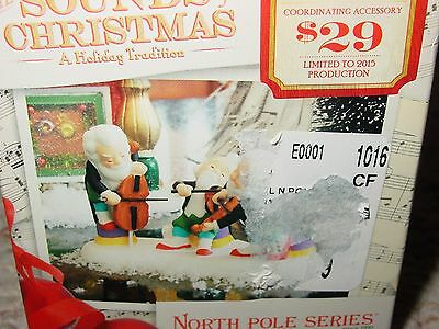 New The Sounds Of Christmas North Pole Series String Trio 4049203