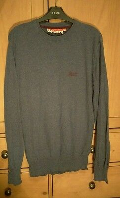 Men's Superdry Jumper Size L