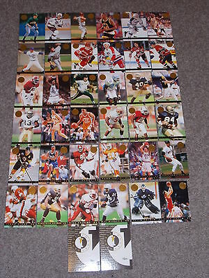 Classic Images Trading Cards 1993  - 38 Cards - Various Sports