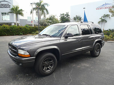 2003 Dodge Durango SLT Edition - 5.9 - 8 Passenger - Sport Utility 100% FL SUV - Perfect Carfax & Autocheck - 2 Owners - No Accidents - 5.9L Magnum