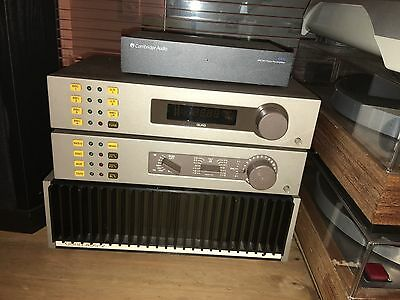 Quad 405 Stereo Power Amplifier, Pre Amp And Tuner