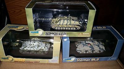 Dragon Armour Diecast Lot of Three - 60283, 60309, 60232