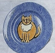 Novelty animal plate - suitable for children