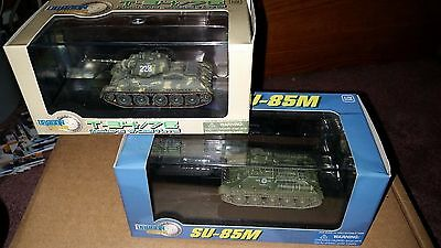 Dragon Armour Diecast Lot of Two - 60091, 60214