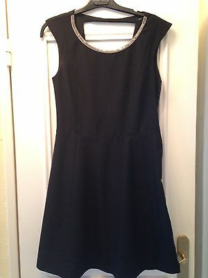 Robe Noire One Step taille 38 Neuve