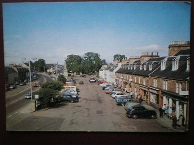 Postcard Inverness-Shire Beauly - The Village Square