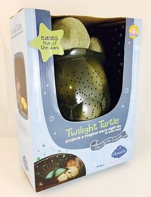 Cloud B Twilight Turtle Constellation Night Light Green 7323-GR – New In Box