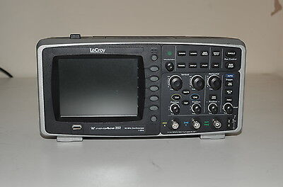 Lecroy WaveAce 202 20MHz 1GS/s Oscilloscope (DSO) - near mint condition