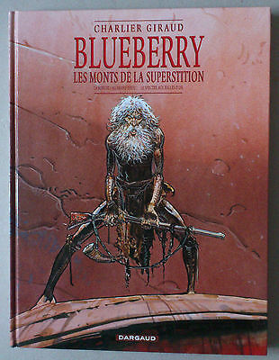 Giraud  *** Blueberry. Les Monts De La Superstition  ***  Eo 2003