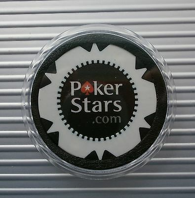 Pokerstars.com Poker - Casino Chip Card Guard/protector
