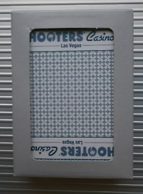 Las Vegas Hooters Hotel & Casino Used Deck Of Playing Cards