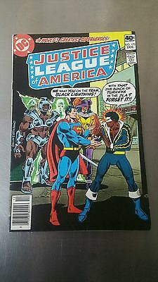 1979 DC Comics Justice League Of America No 173 Black  Lightning YOU JUDGE COND