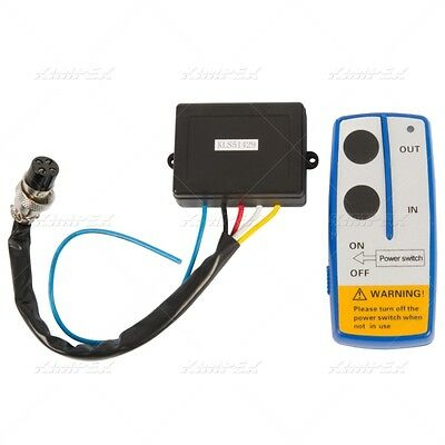 KIMPEX Winch Wireless Remote Control  Part# WSE2+WSR3