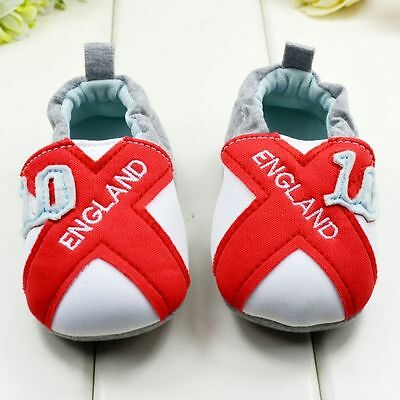 Toddler baby boys girls crib shoes leisure soft bottom shoes size 9-12months